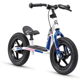 s'cool pedeX easy 12 - Draisienne Enfant - bleu/blanc
